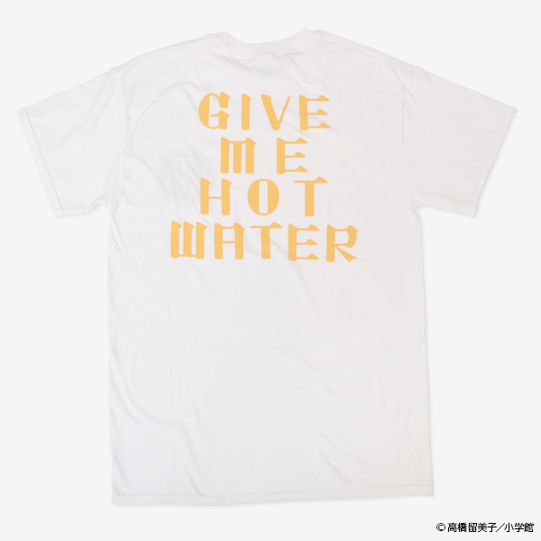 らんま1/2 GIVE ME HOT WATER TEE