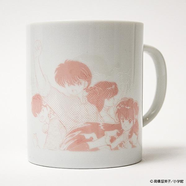 らんま1/2 呪泉郷の呪いマグカップ