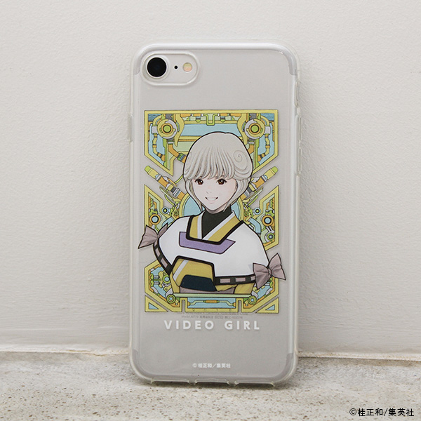 電影少女 iPhoneケース(7/8用)