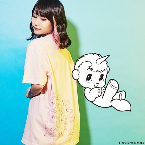 TEZUKA ONGAKU CLOTHES TEE ユニコ