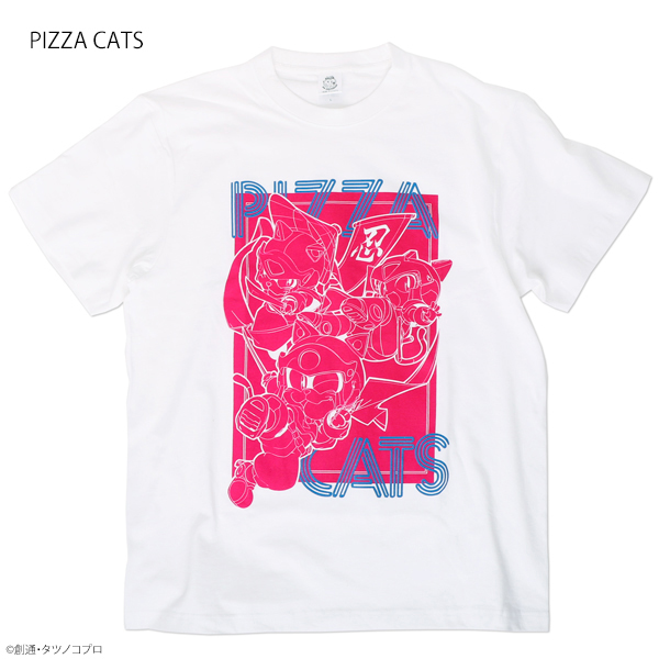キャッ党忍伝てやんでえ Tシャツ