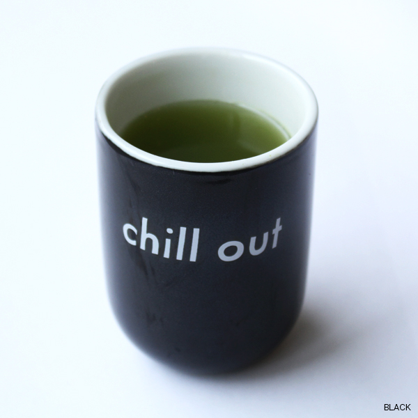 とんかつDJアゲ太郎 chill out 湯のみ