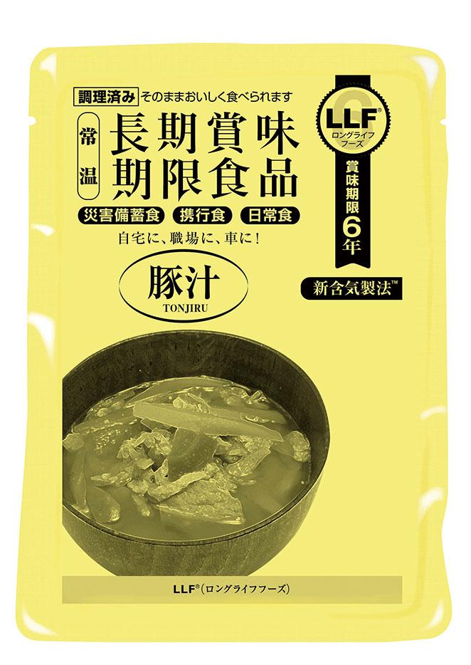ロングライフフーズ 豚汁