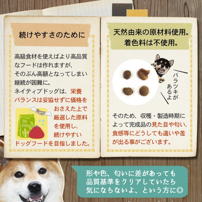 ネイティブドッグ プレミアムチキン 成犬用 18kg(3kg×6) 送料無料/一部地域は送料別