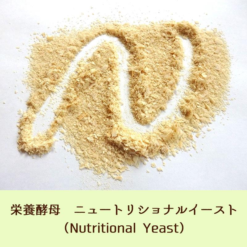 栄養酵母 ニュートリショナルイースト(Nutritional Yeast)500g