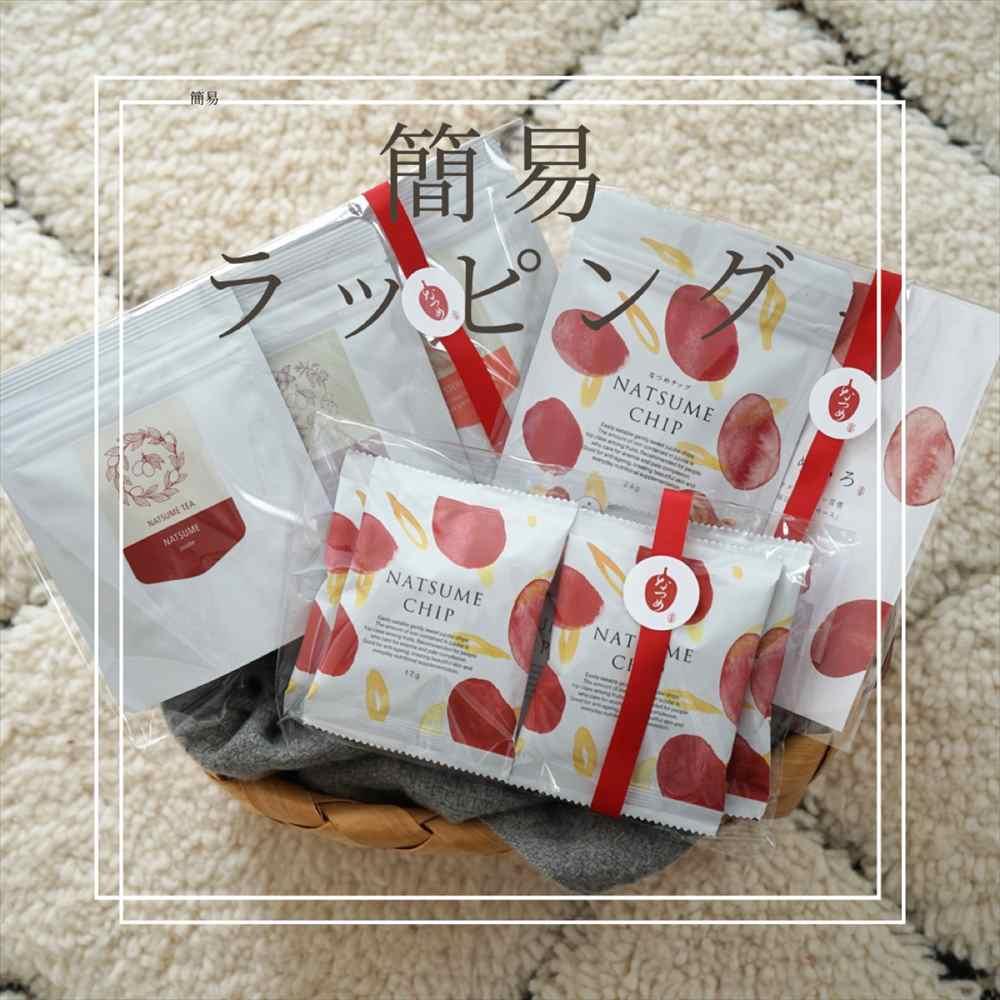 国産なつめのお茶 お試しパック 3g×8個入り (無農薬)【はじめての方へ 送料無料メール便】