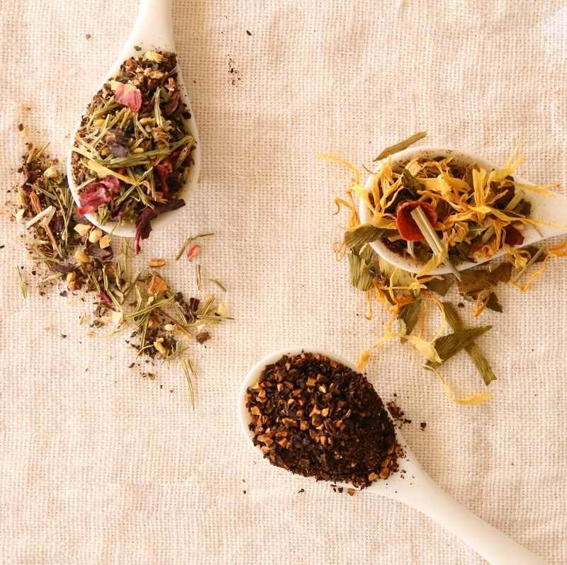 なつめのお茶 「ウエスタンハーブ」10個入り(なつめ、ローズヒップ、ルイボスグリーン、ギンコウ、レモングラス、マリーゴールド)