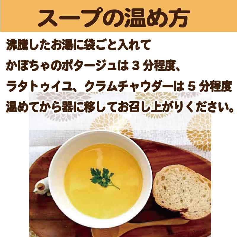 化学調味料無添加スープ10食セット 【送料無料】