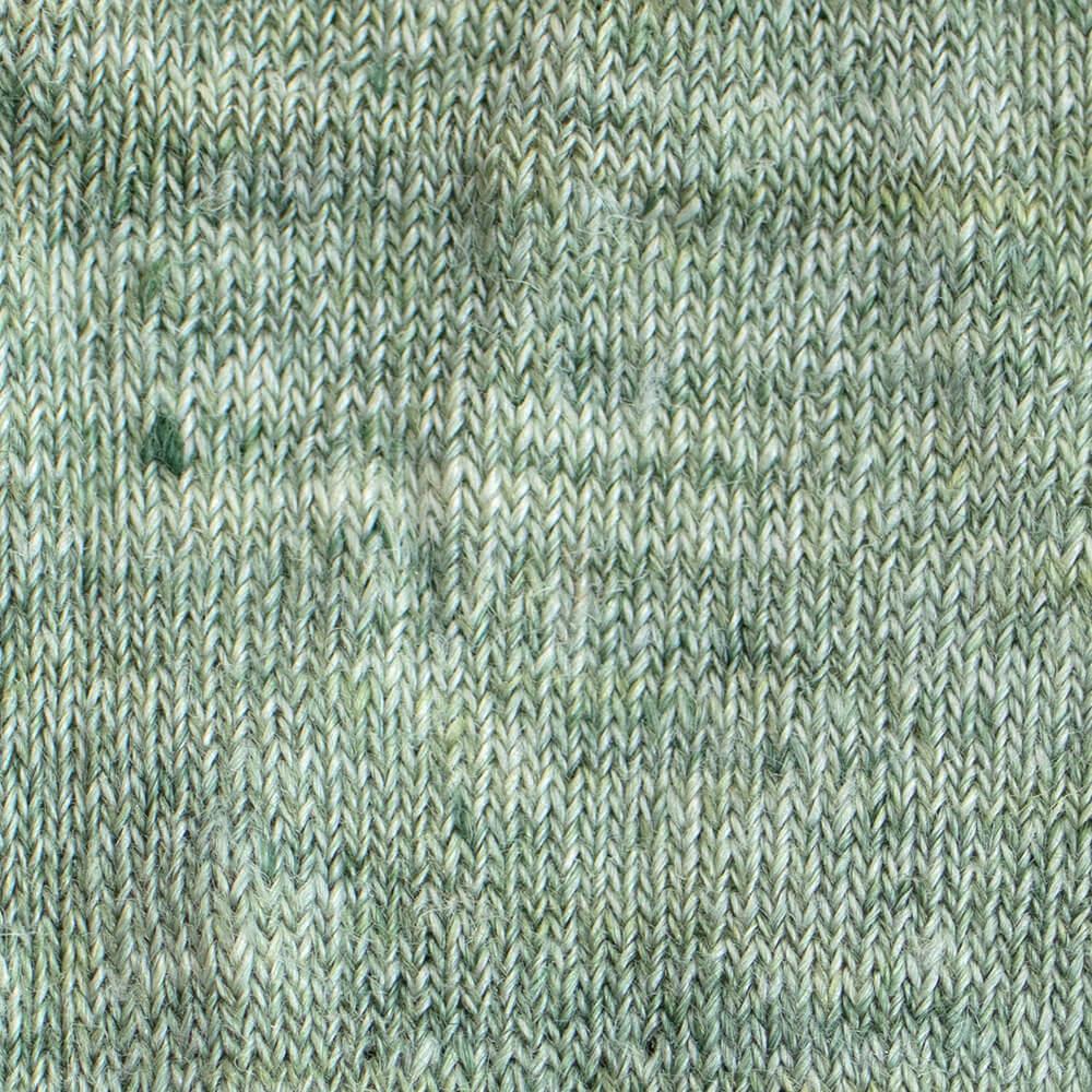 リネン杢フットカバー(深履きタイプ/23-25cm)