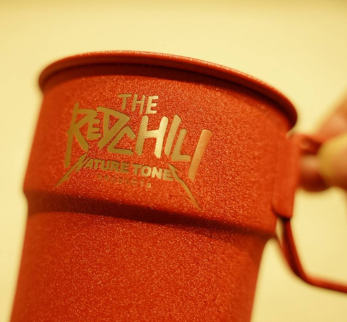 【SomAbito × Lock × NATURE TONES】 Red Chili Cup