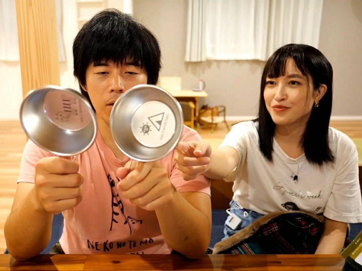 【カズチャンネル x NATURETONES コラボ】シェラカップ2種セット
