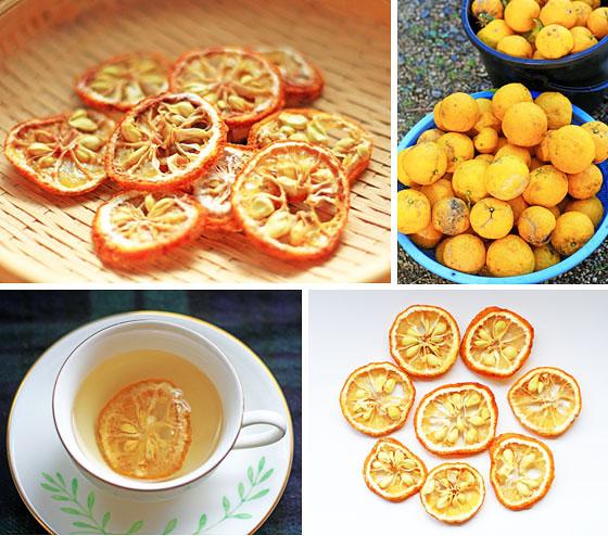 干し柚子 (自然栽培/岡山県産)