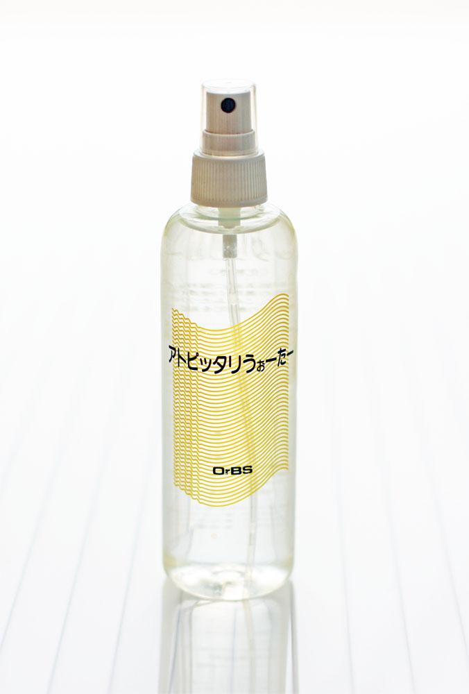オーブス アトピッタリうぉーたー (トラブル肌専用化粧水)