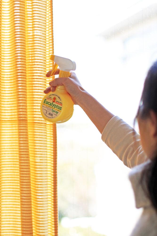 オーブス ユーカリプタススプレー (除菌・ホコリ・花粉・消臭・カビ対策)