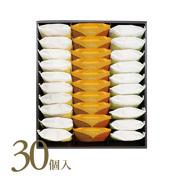 ナボナ 30個入【亀屋万年堂の代表菓子】