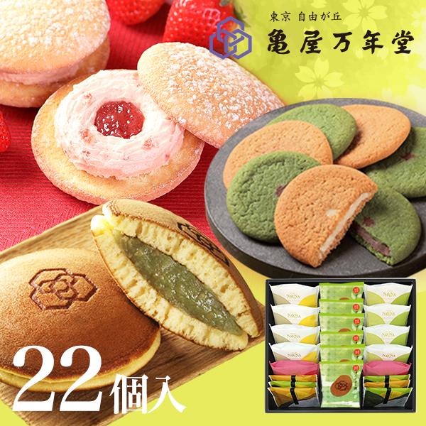 【春限定】季節の銘菓 22個入