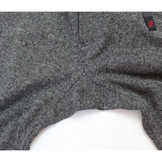 "GRAMICCI(グラミチ) ""BONDING KNIT FLEECE NN-PNATS JUST CUT"" [GMP-18F007] -MEN"