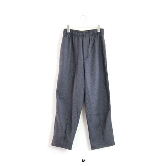 "Uncommon Thread(アンコモンスレッド) ""4003 Yarn Dyed Baggy Chef Pants Remake"" [] -MEN"