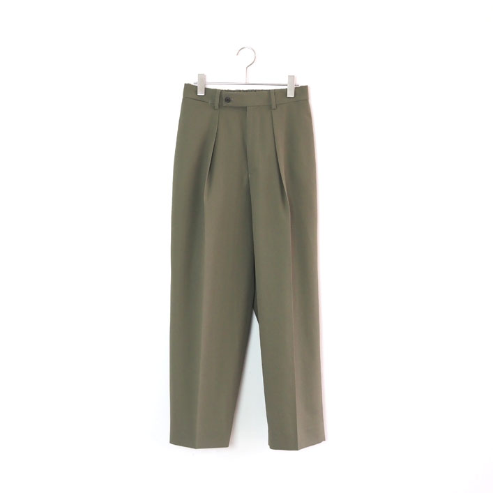 "MARKAWARE(マーカウェア) ""NEW CLASSIC FIT TROUSERS"" [A21B-09PT01C] -MEN"