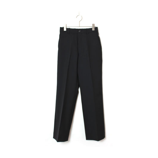 """MARKAWARE(マーカウェア) """"STRAIGHT FIT TROUSERS"""" [A20A-04PT03C] -MEN"""