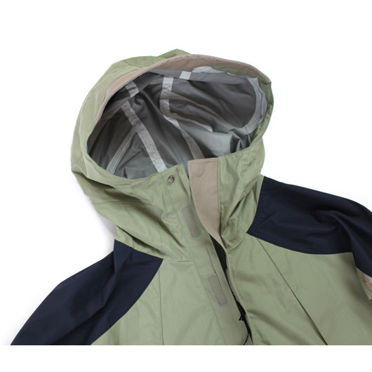 "DESCENTE ddd(デサント)""SHELL JACKET"" [DLMOJC30S]-MEN"