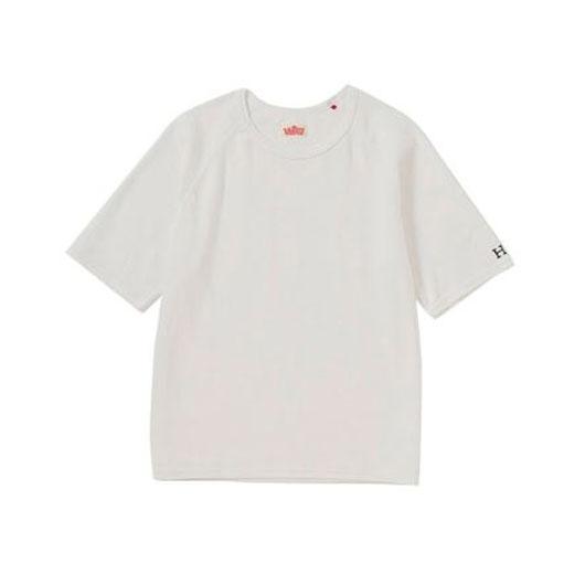 """☆再入荷☆HOLLYWOOD RANCH MARKET(ハリウッド ランチ マーケット)""""ストレッチフライスCNリラックスフィットSS Tシャツ""""[CS1589]-WOMEN"""