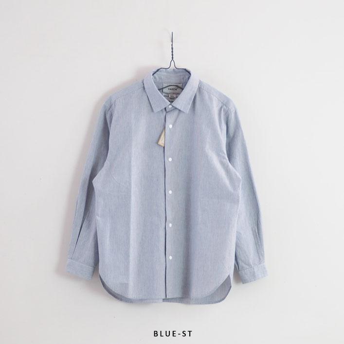 "YAECA(ヤエカ) ""コンフォートシャツ リラックスロング"" [61106] -WOMEN"
