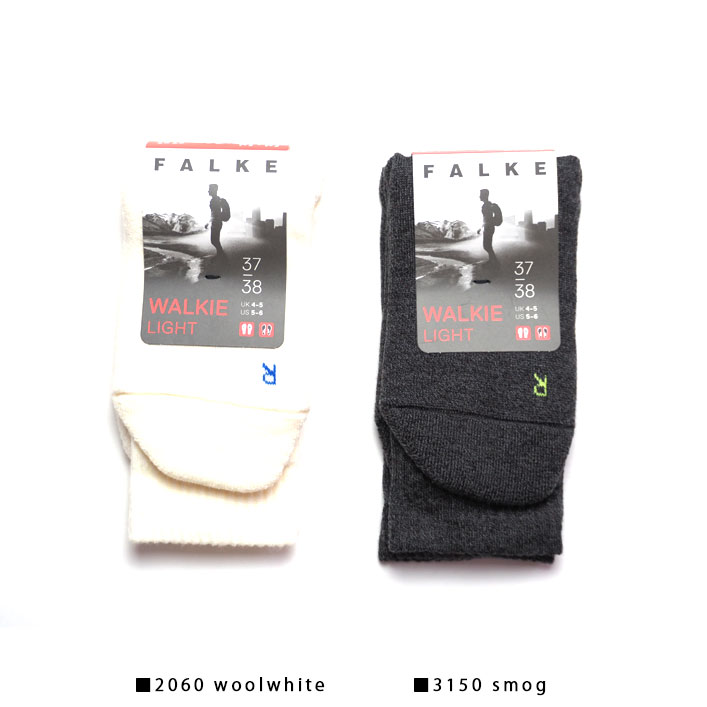 "FALKE(ファルケ)  ""WALKIE LIGHT""[16486] -UNISEX"
