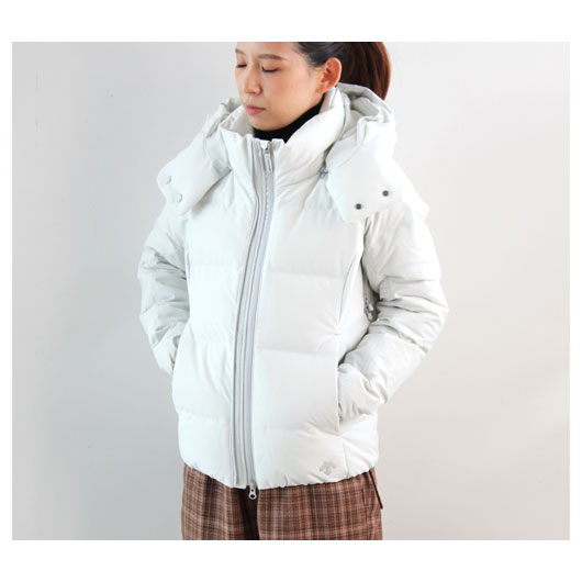 "水沢ダウン(ミズサワダウン)""MIZUSAWA DOWN JACKET ANCHOR-L""[DAWOGK41U]-WOMEN"