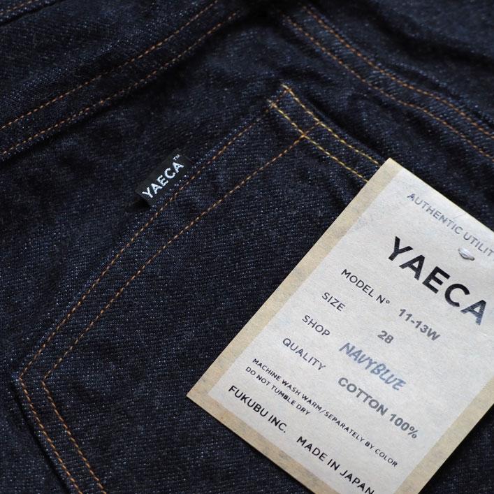"YAECA WOMEN(ヤエカ) ""デニム ワイドストレート"" [11-13W] -WOMEN"