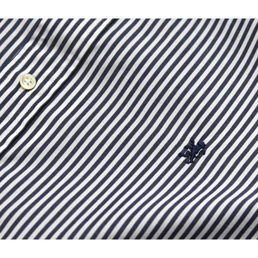 "Gymphlex(ジムフレックス) ""長袖ボタンダウンシャツ"" [J-0643TSS]-MEN"