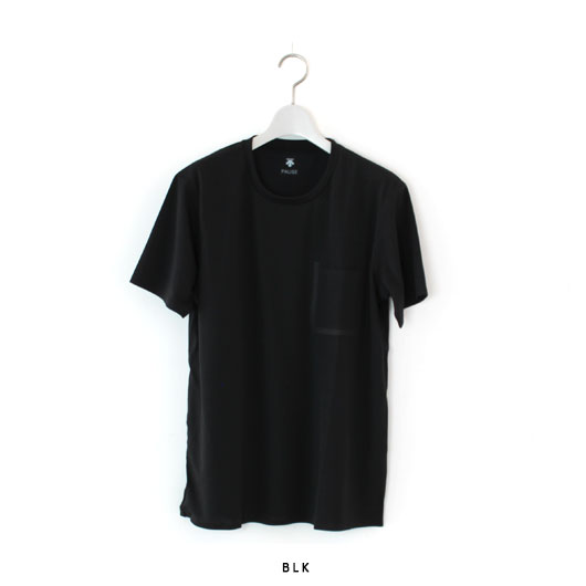 "DESCENTE PAUSE(デサント ポーズ)""ZEROSEAM POCKET T "" [DLMNJA54]-MEN"