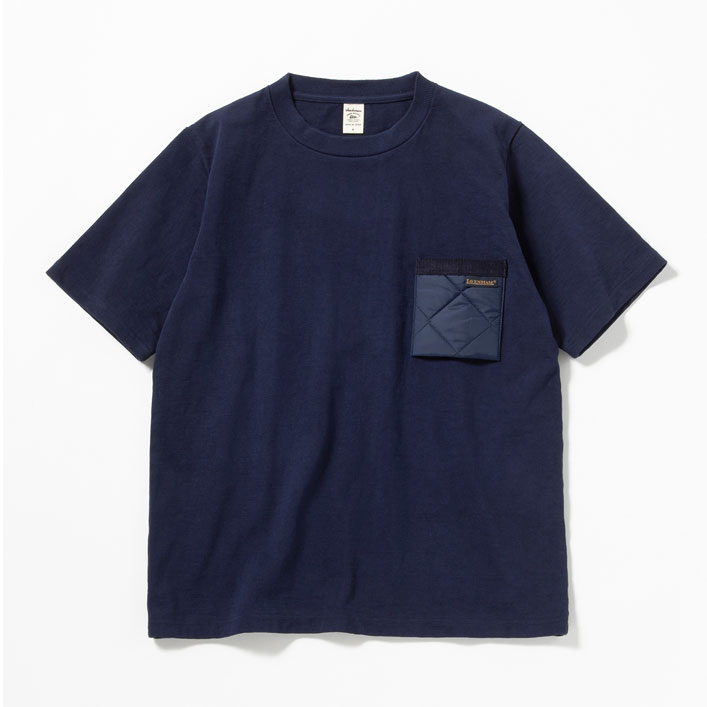 "Jackman(ジャックマン)""Dotsume Pocket T-Shirt"" [JM5870LV] -MEN"