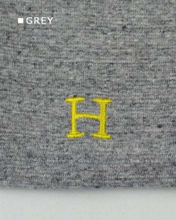 ☆再入荷☆HOLLYWOOD RANCH MARKET(ハリウッド ランチ マーケット) ストレッチフライス クルーネックハーフスリーブTシャツ [CS605]