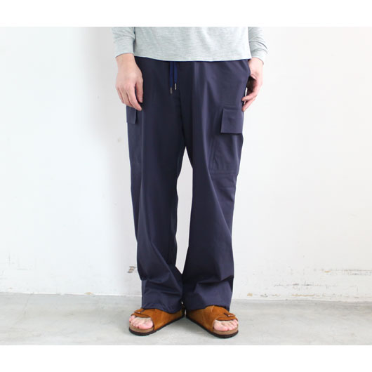 "DESCENTE PAUSE(デサント ポーズ)""CARGO PANTS"" [DLULJG80]-UNISEX"