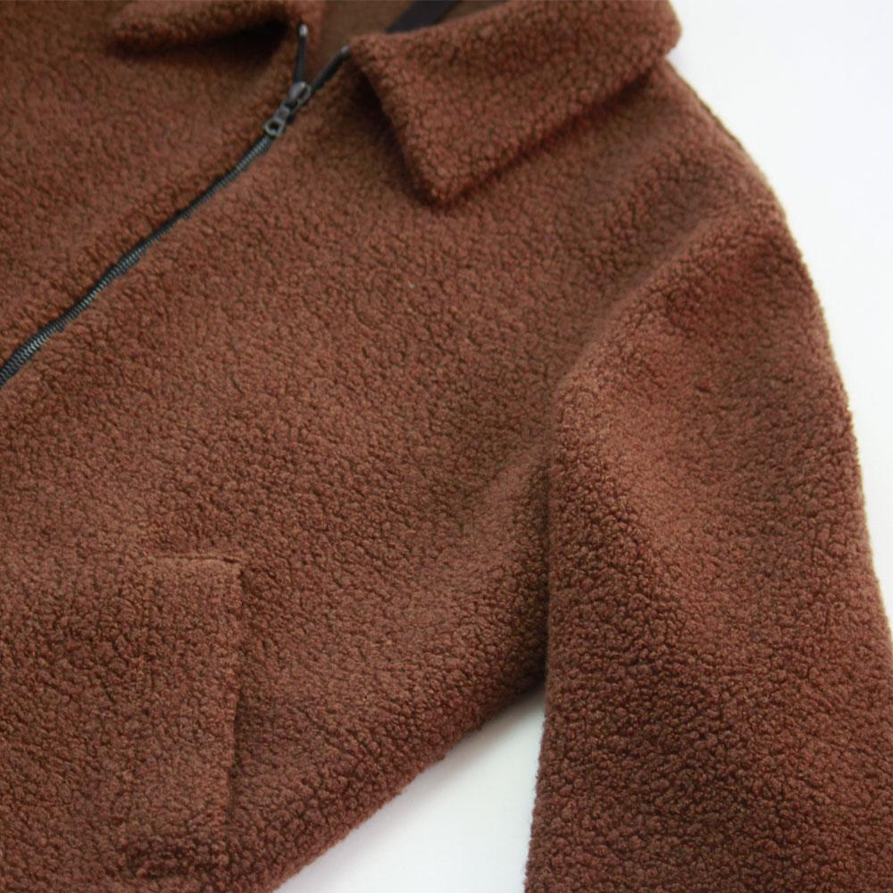 """HARRIS WHARF LONDON(ハリスワーフロンドン) """"Men golf jacket boucle"""" [C9341MWE] -MEN"""