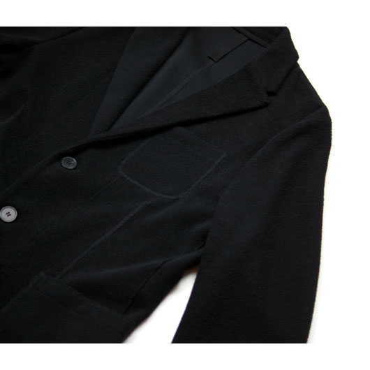 "HARRIS WHARF LONDON(ハリスワーフロンドン) ""Men 2B. Patch Pockets Blazer Reverse Loop Back"" [C8P21PXN] -MEN"