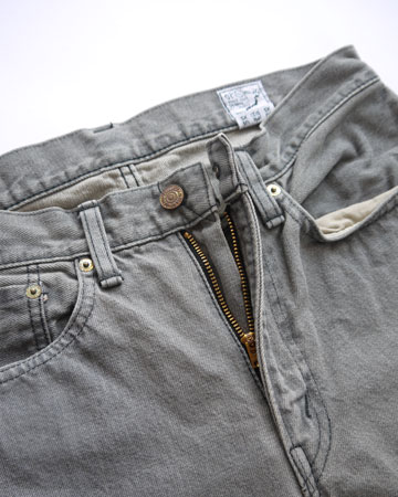 "orslow(オアスロウ)""IVY FIT JEANS 107 B.DENIM BLEACH"" [01-0107]-MEN"