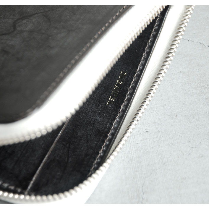 "DIGAWEL(ディガウェル) ""L PURSE(LARGE) / Bridle Leather"" [DWZ0Z002]-UNISEX"