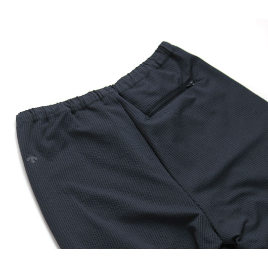 "DESCENTE PAUSE(デサント ポーズ)""SEERSUCKER EASY PANTS"" [DLMPJG81]-MEN"
