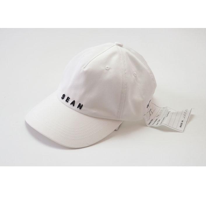 """SEAN NISH(ショーン ニッシュ) """"SEAN CAP"""" [NA11] -UNISEX"""