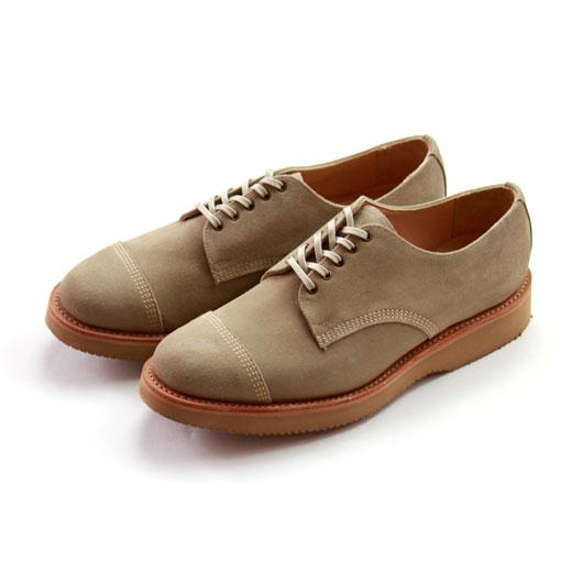 "SANDERS(サンダース) ""Desert Military Derby Shoe""[2128LS] -MEN"