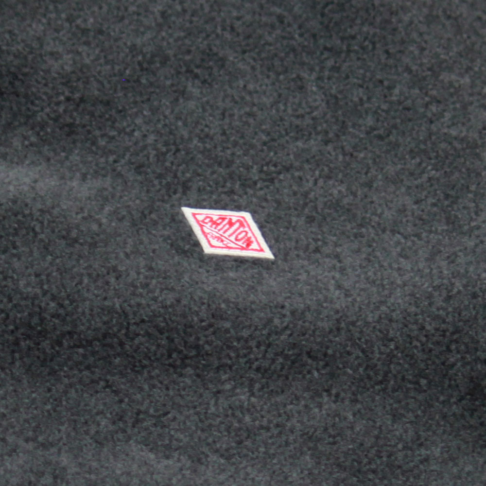 "DANTON(ダントン)""フリース ノーカラージャケット ""[JD-8939] -MEN"