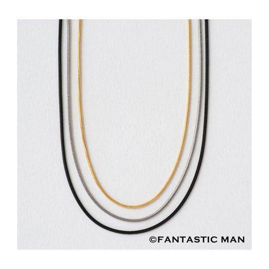 "FANTASTIC MAN(ファンタスティックマン) ""NECKLACE CHAIN"" [C-061S]-MEN"