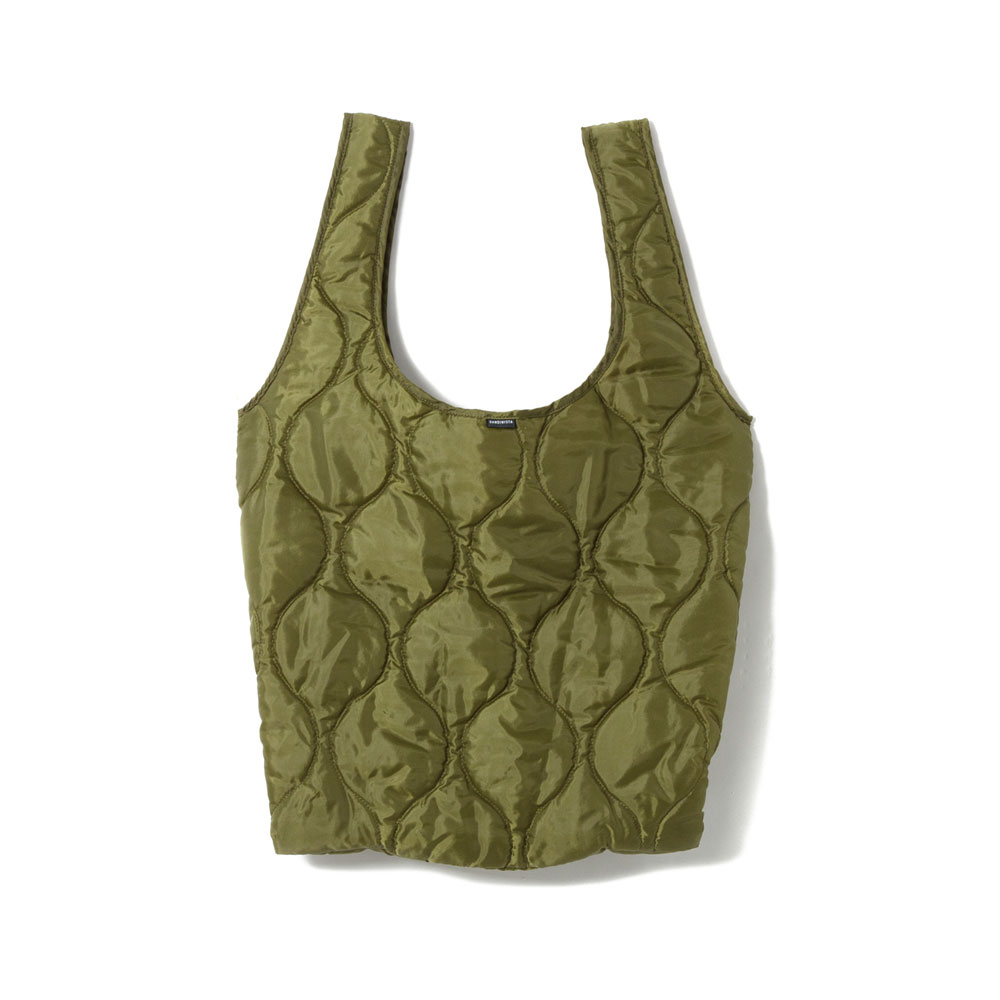"""Sandinista (サンディニスタ) """"Quilted Market Bag"""" [AW20-01-AC]-UNISEX"""