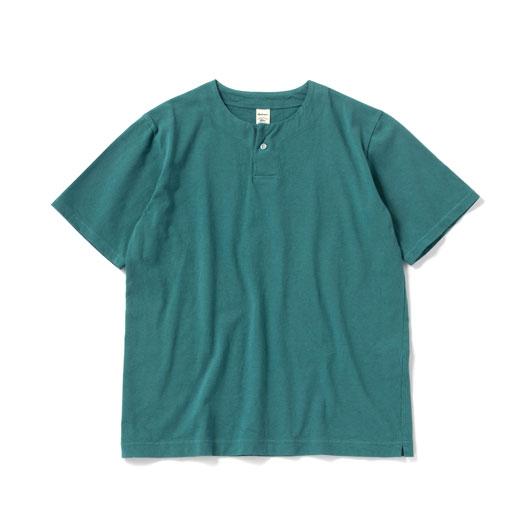 "Jackman(ジャックマン)""Henley neck T-Shirt"" [JM5713] -MEN"