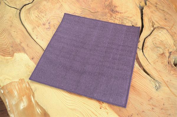 <八重> 紫苑色