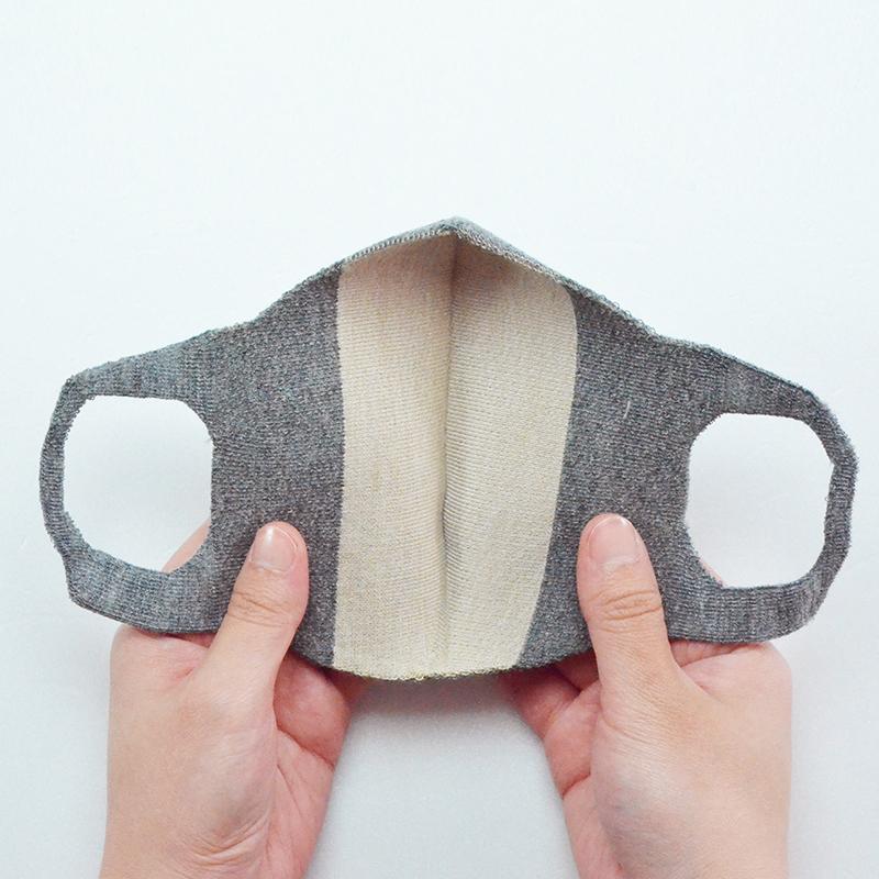 3Dフェイスマスク オーガニック備長炭 Women