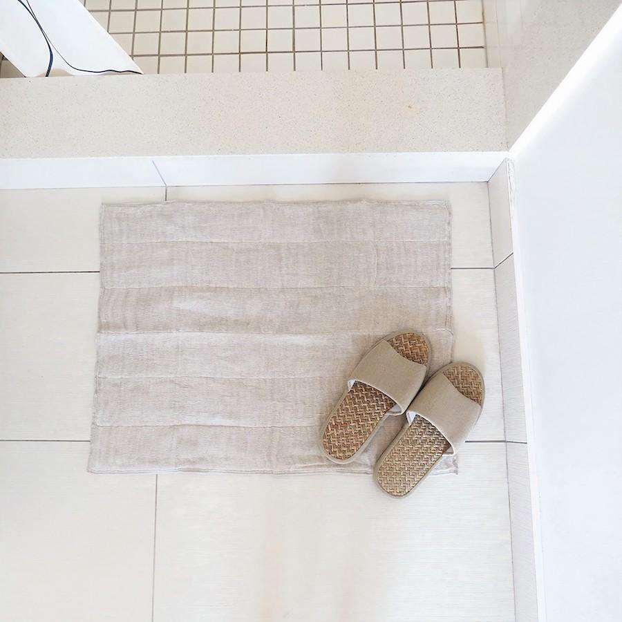 【ギフト】蚊帳生地バスグッズセット|コットンリネン