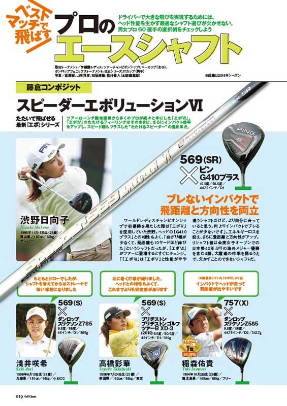 ゴルフクラシック 2020年4月号
